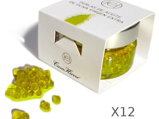 Caja de perlas (12 unidades)